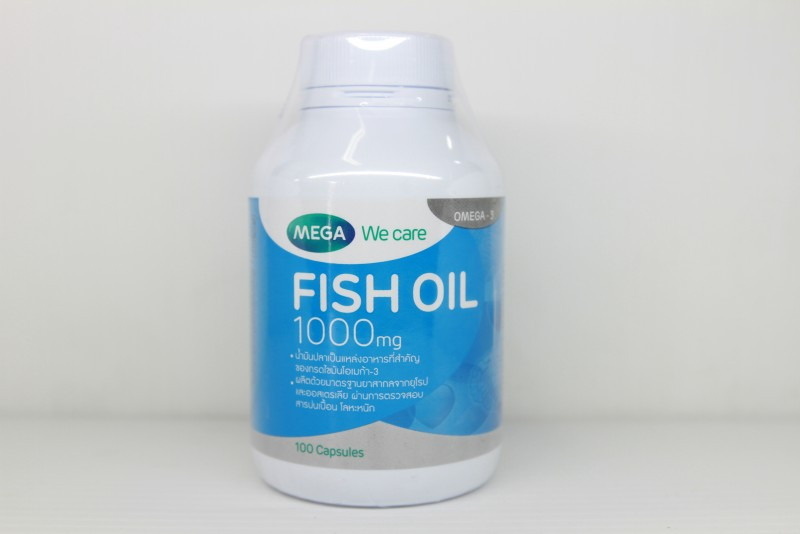 FISH OIL 1000 MEGA 100'S**